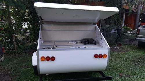 trailer mini casa rodante!!