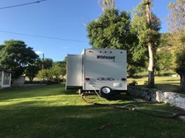 trailer mobile-home casa rodante forest river excelente