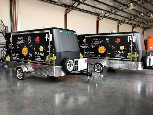 trailer monterrey 100 l homologado con lcm