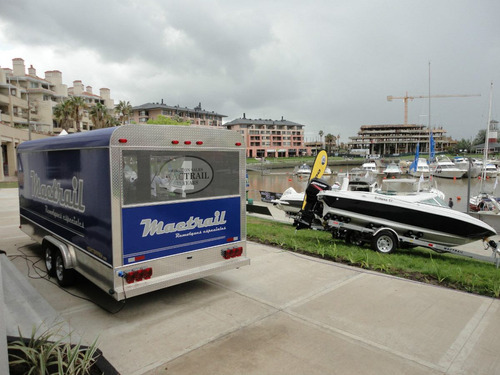 trailer monterrey 210 homologado con lcm, n° vin y patentado