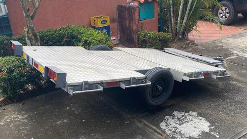 trailer moto 4ruedas 4 ruedas