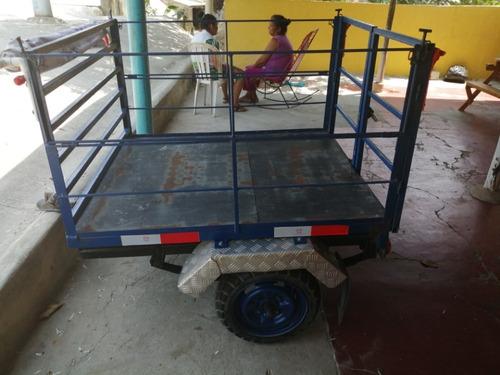 trailer moto carro