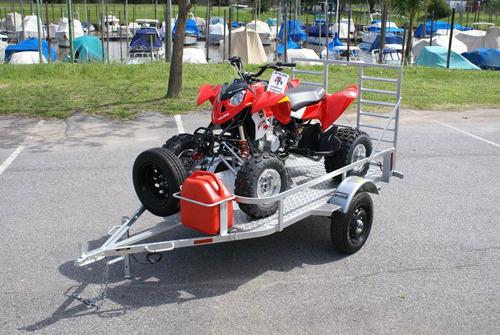 trailer moto cuatr