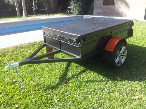 trailer moto cuatri 1.24 x 2.25util