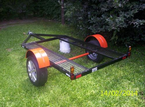 trailer moto cuatriciclo