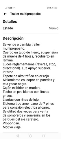 trailer multiproposito
