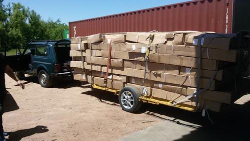 trailer nuevo para todo tipo de carga