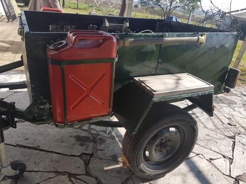 trailer nuevo sin uso