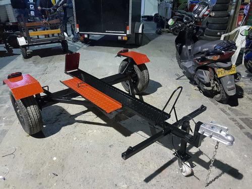 trailer o remolque para moto todo uso