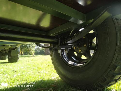trailer off road