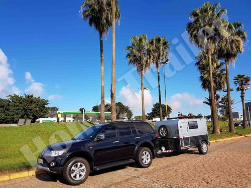trailer off road para trilha