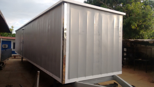 trailer oficina fabricación reparación instalación