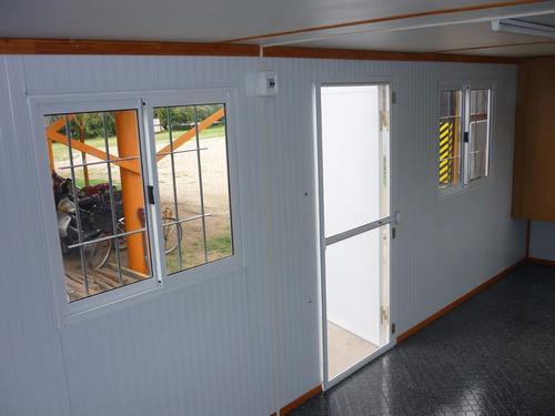 trailer oficina incluye iva obrador con cubiertas om500