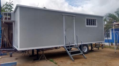trailer oficina nuevo 7 metros