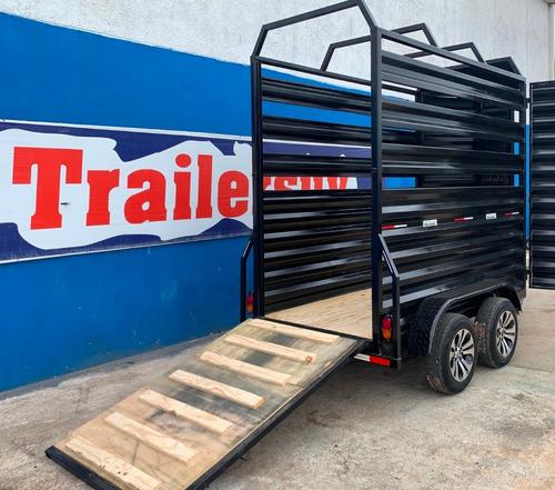 trailer para 1 caballo 0km 3 años de garantía