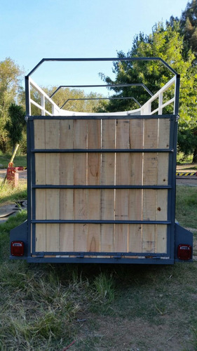 trailer para 2 caballos nuevo