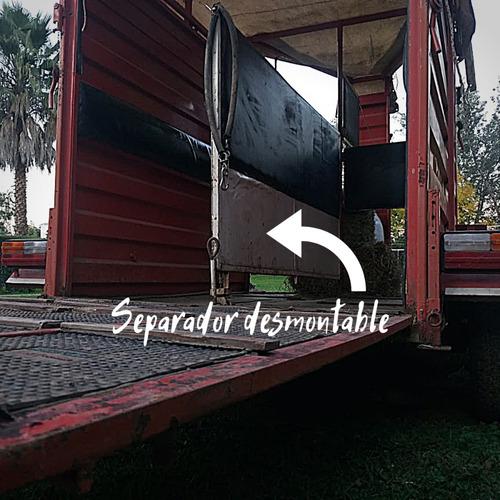 trailer para 2 caballos usado
