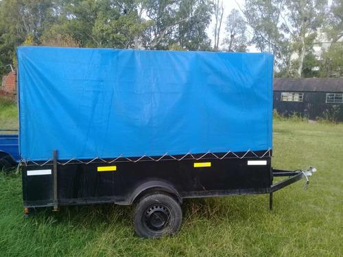 trailer para auto
