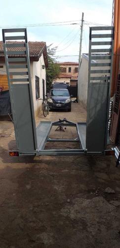 trailer para autos