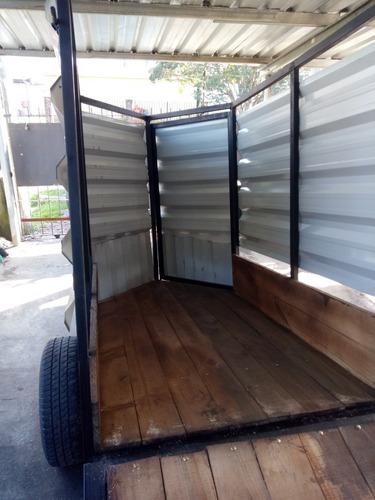 trailer para caballo