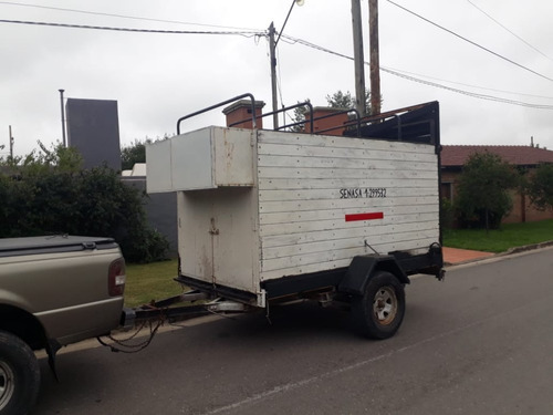 trailer para caballos