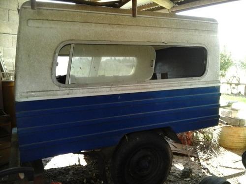 trailer para camioneta grande,rodado 16,con amortiguadores