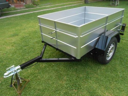 trailer para carga .batan. varios modelos  tecnotrailer