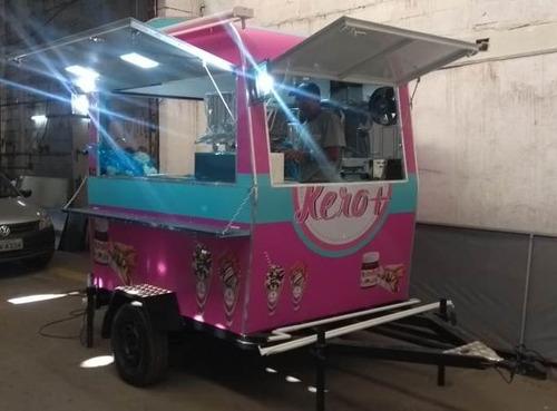 trailer para churros