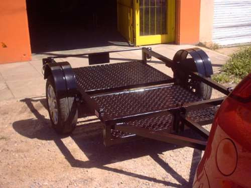 trailer para cuatri, moto, batan oferta nuevo  fabrica