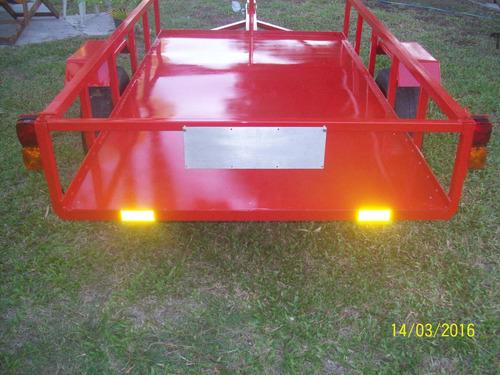 trailer para cuatriciclo o carga
