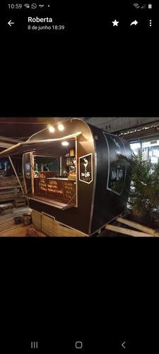 trailer para foot truck