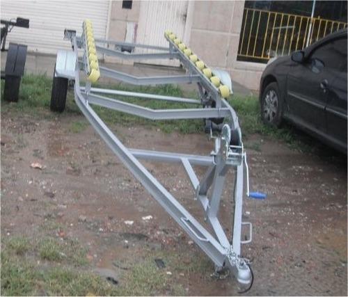 trailer para lancha semirrigidos de 5,50m 18 pies
