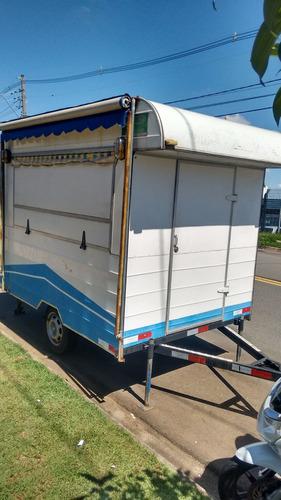 trailer para lanchonete