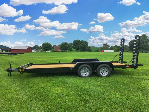 trailer para maquinaria gator lowboy | 2.500 kg