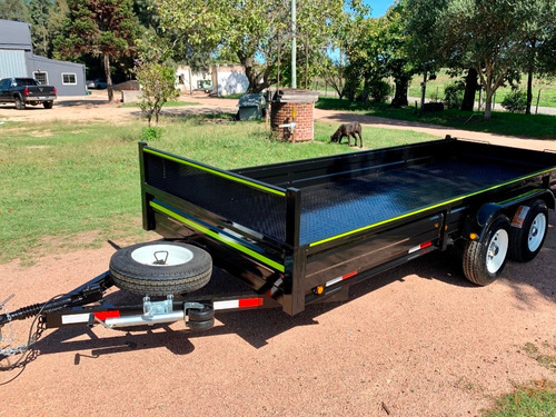 trailer para maquinaria multicarga nuevos 0km con garantía.