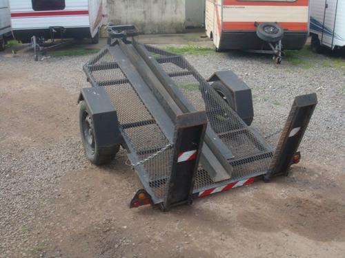 trailer para moto o cuatriciclo