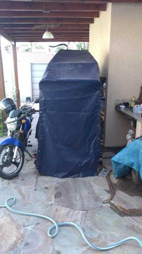 trailer para motos