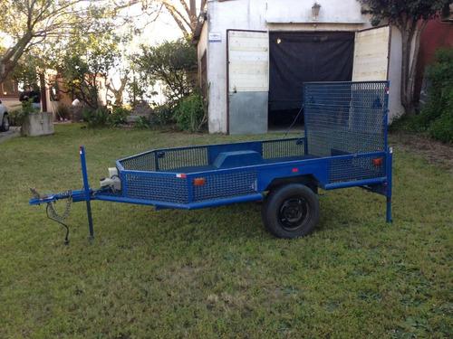 trailer para motos cuatriciclos y todo tipo de carga