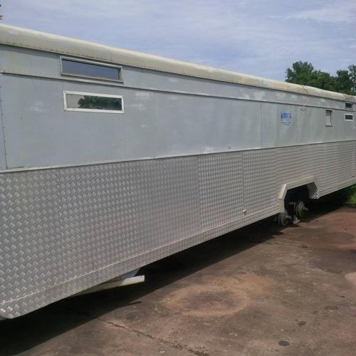 trailer para oficina