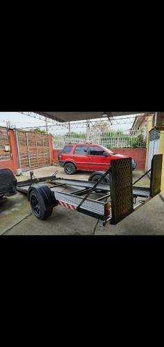 trailer para traslados de vehículos