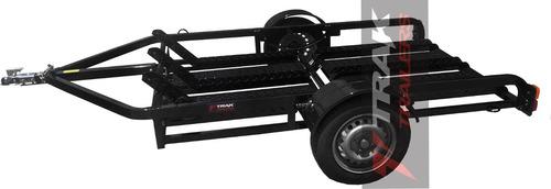 trailer para tres motos el mejor marca trak