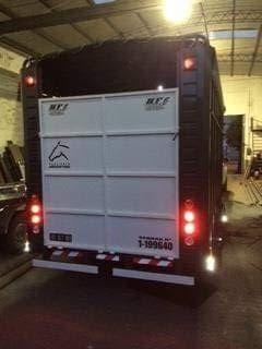 trailer patentable p/10caballos c/frenoc/tv tecnar monturero