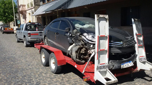 trailer patentable tecnar  mt2700 3 ton p/auxilio  patentabl