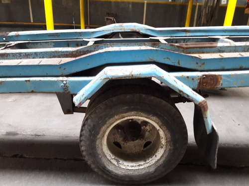trailer pesado, para transporte de autos, pick ups y 4x4