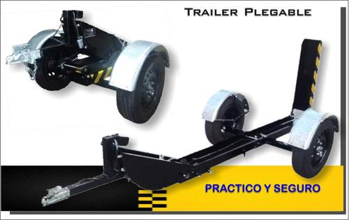trailer plegable