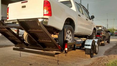 trailer porta vehiculo