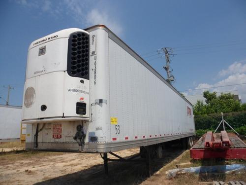 trailer refrigerados