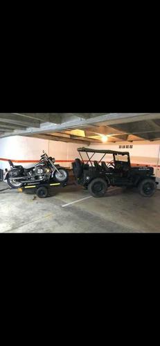 trailer remolque para moto