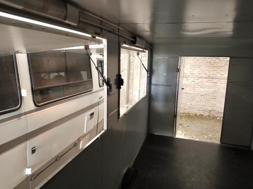 trailer rodantes brandsen gastronomico 4,50  d-eje bal
