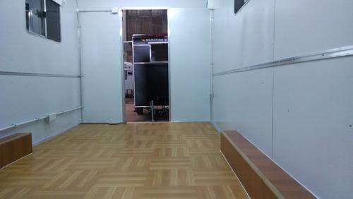 trailer rodantes brandsen oficina móv5,00  dob-eje balanc